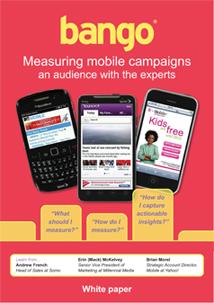 Bango Mobile Campaigns white paper